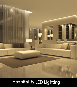 Hospitality LED Lighting